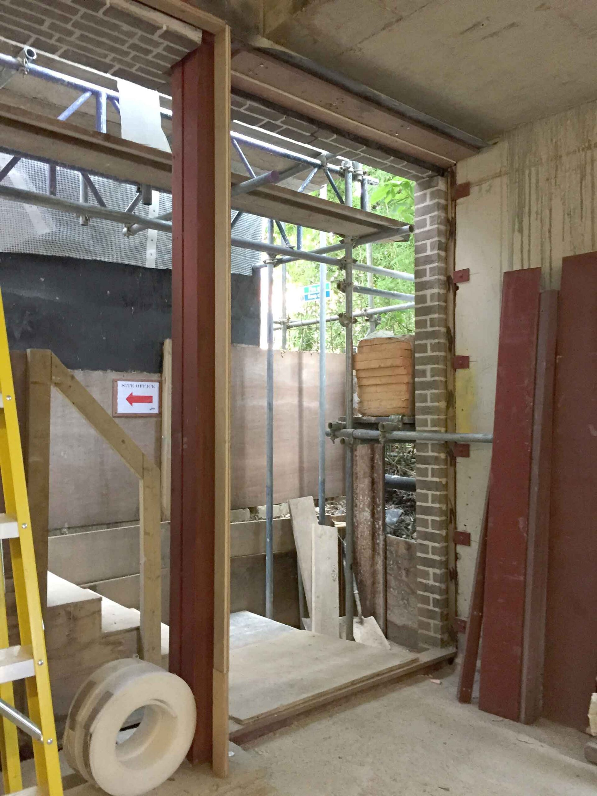 kensington-house-openstudio-architects-construction-progress