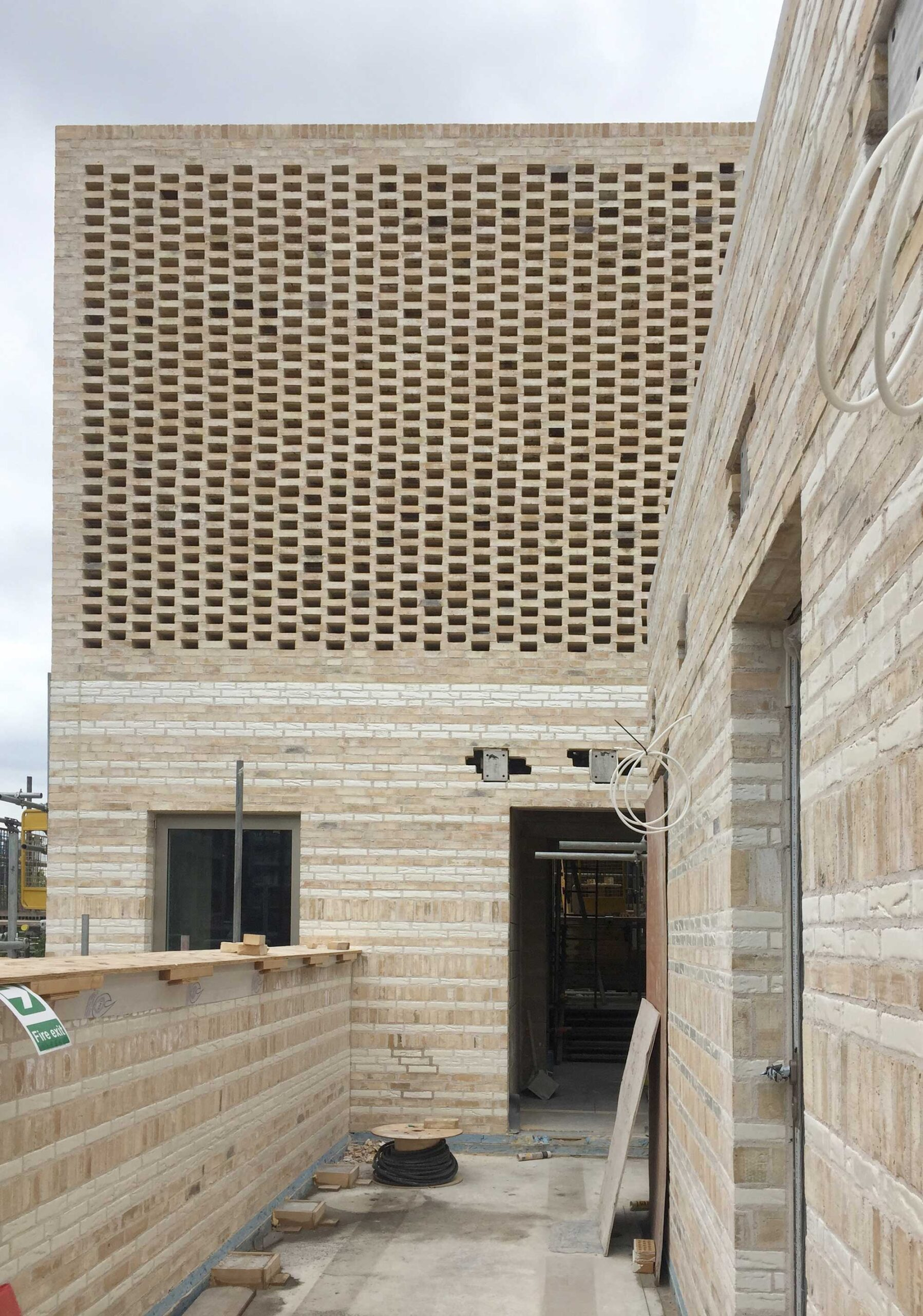 westminster-fire-station-openstudio-architects-perforated-brick-facade