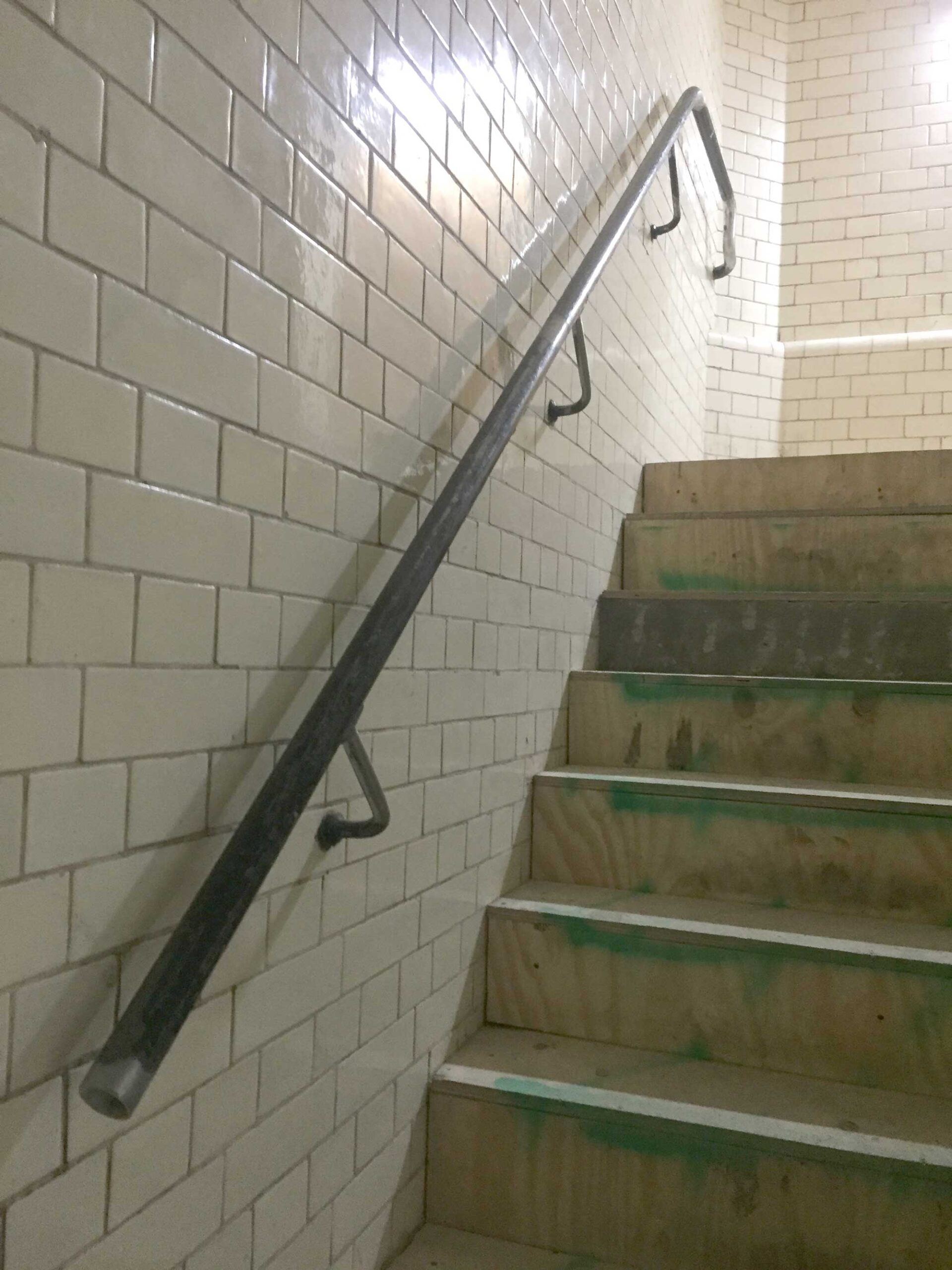 westminster-fire-station-openstudio-architects-existing-staircase