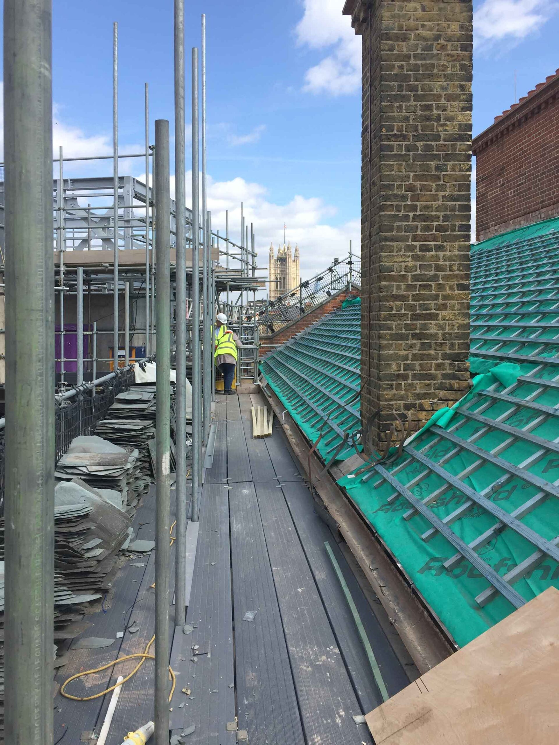 westminster-fire-station-openstudio-architects-existing-building-roof